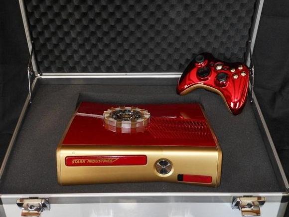 Homem de Ferro (Xbox Slim)