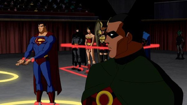 Young Justice War episode 15_01