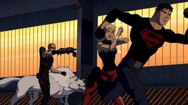Young Justice War episode 15_07