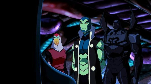 Young Justice War episode 15_08