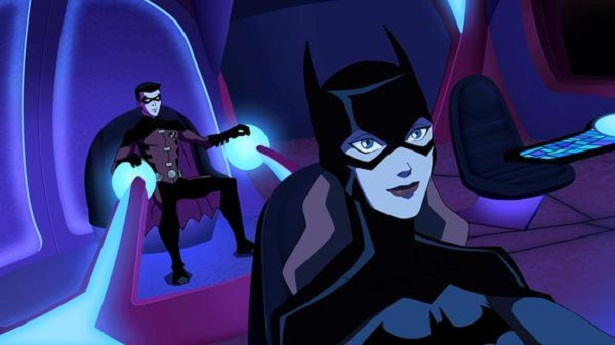 Young Justice War episode 15_11