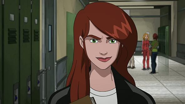 Ultimate Spider-Man animated Series Disney XD_06