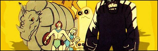 Sessao Nostalgia Os Herois Da Hanna Barbera