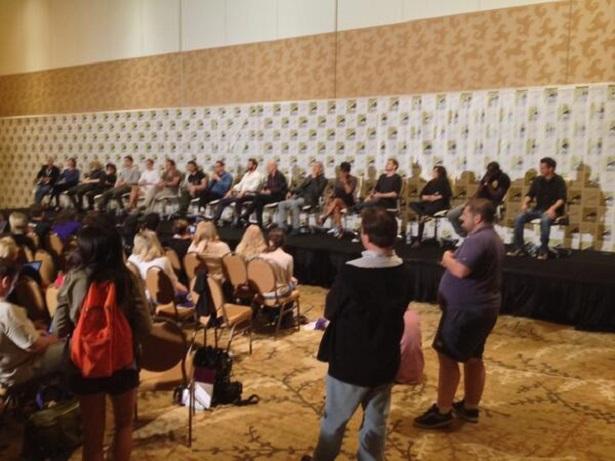 SDCC 2013 Fox X-Men Panel