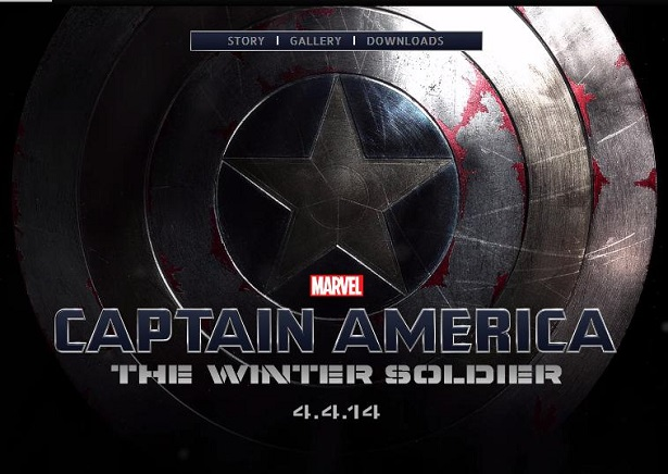 Captain America The Winter Soldier Official Site