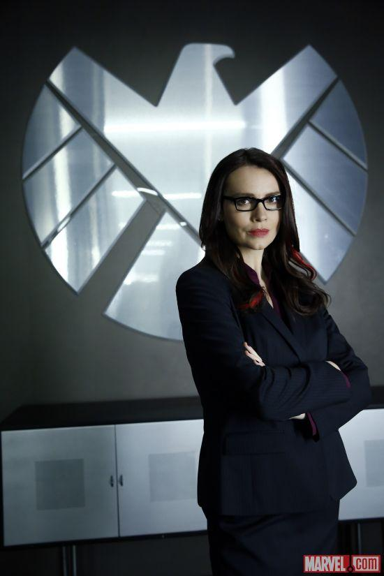 Victoria Hand Agents of SHIELD