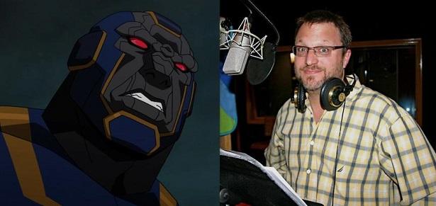 Justice League War Darkseid Steve Blum