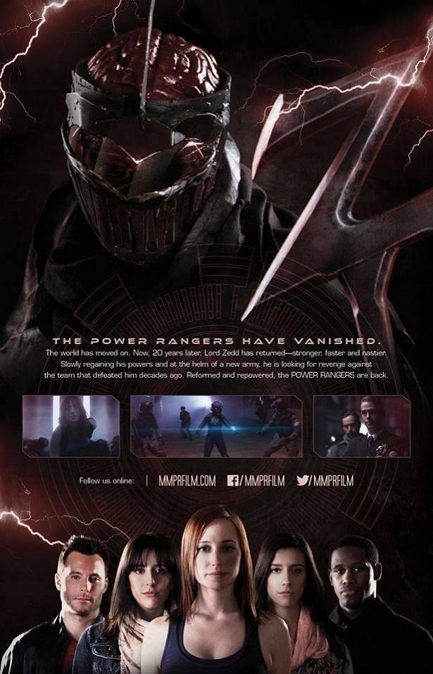 MMPR fan film poster_01