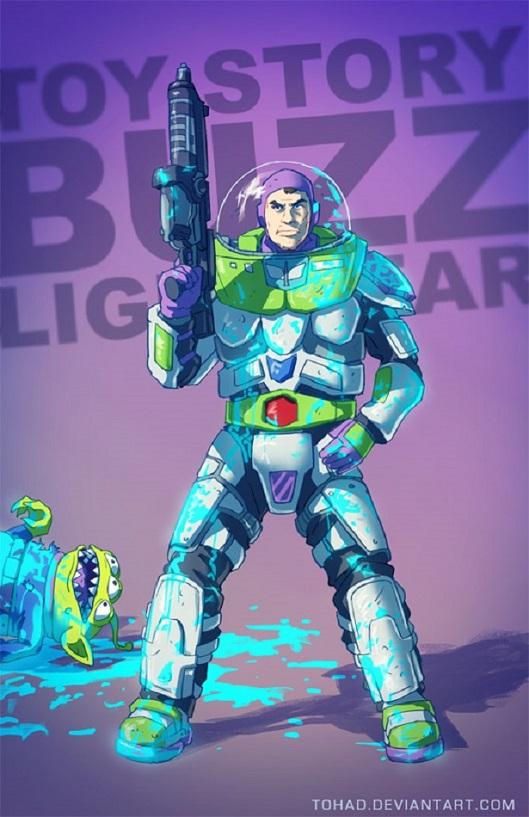 BADASS-Buzz-Lightyear