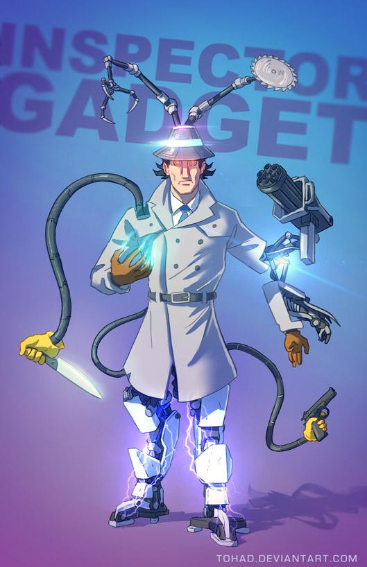 BADASS-Inspector-Gadget