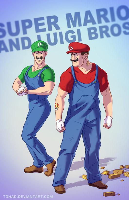 BADASS-Mario