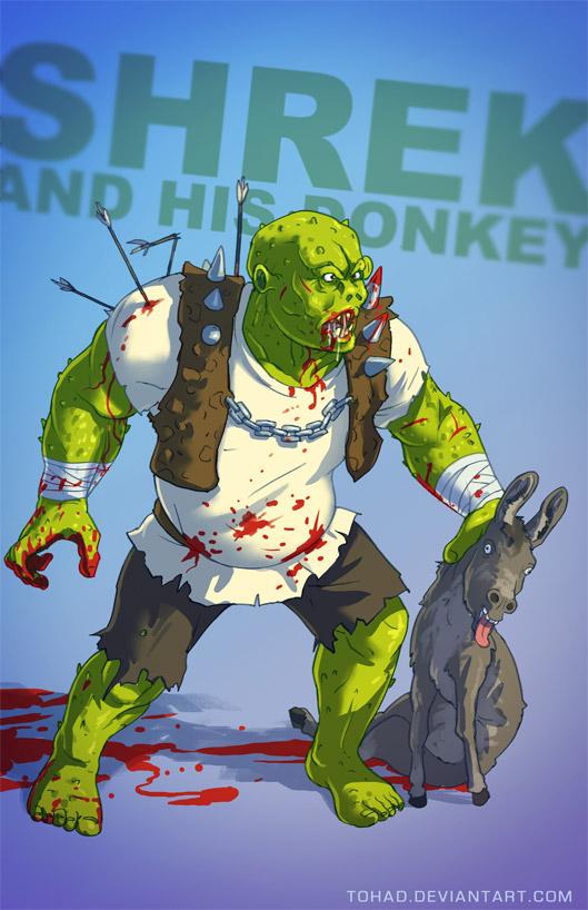 BADASS-Shrek