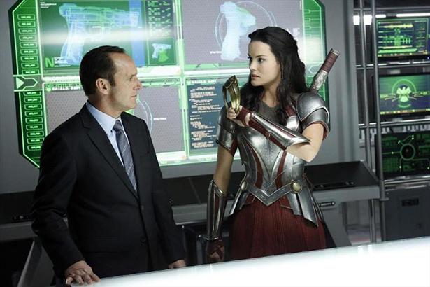 New Sif Photos From Her AGENTS OF S.H.I.E.L.D. Guest Spot_Sif7