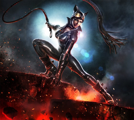 Infinite-Crisis-Catwoman-key-art