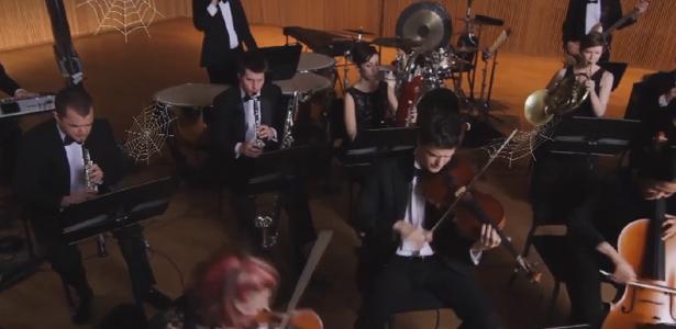 orquestra sinfoda