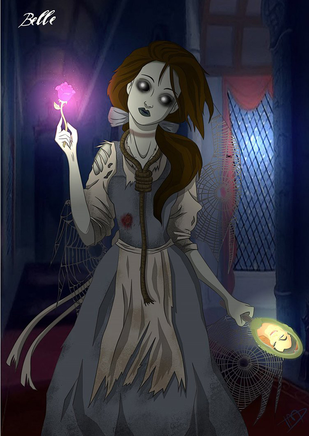 twisted_belle_by_kasami_sensei-d6gqie3