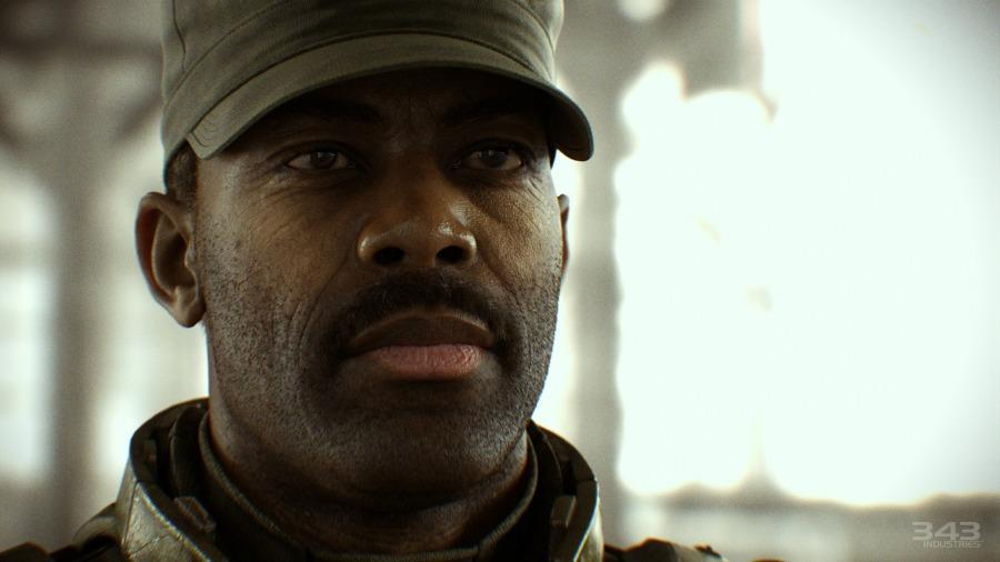 Halo Master Chief collection Damion Poitier
