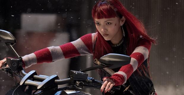 Rila-Fukushima-joins-Arrow-cast