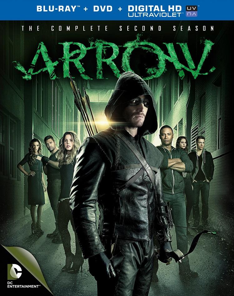 Arrow-Season-Two