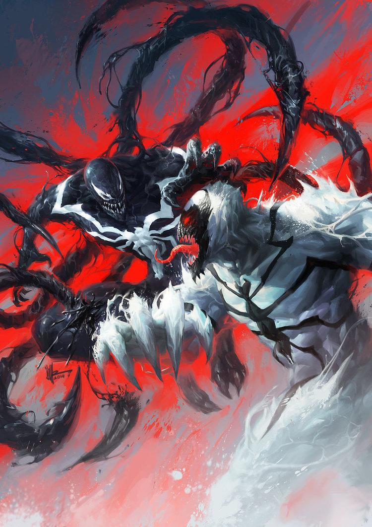 venom-vs-anit-venom-in-fan-art-by-isuardi-therianto
