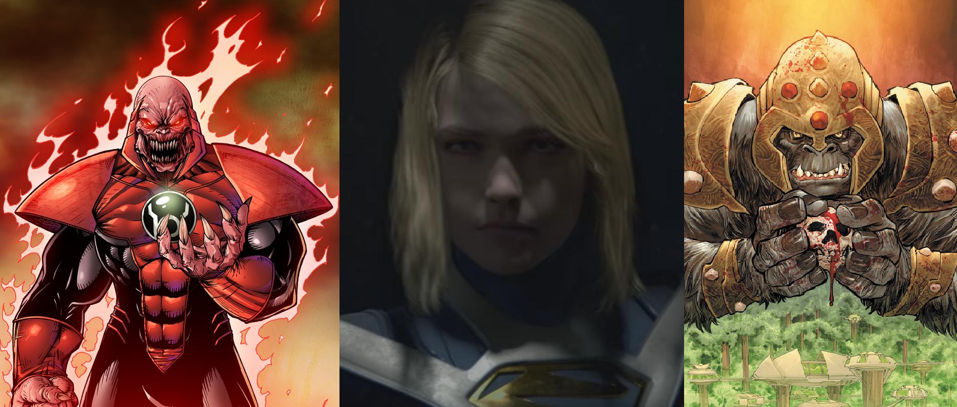 atrocitus supergirl grodd