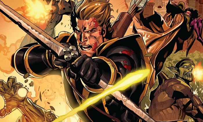 Ronin Vs. Skrulls (Secret Invasion)